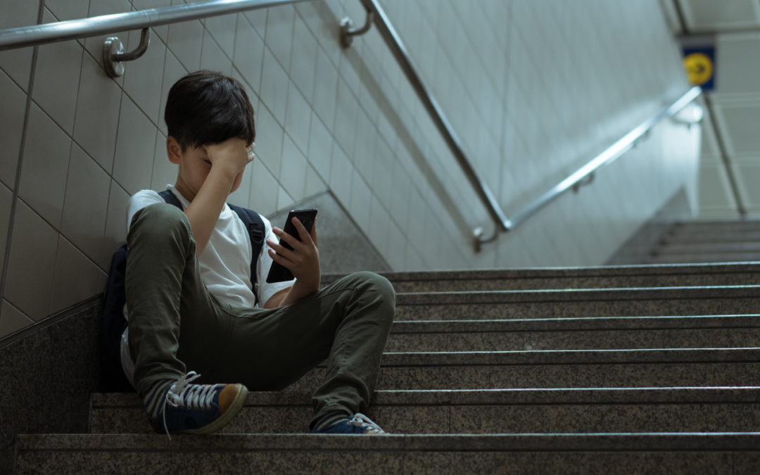 Cybermobbing unter Schülern